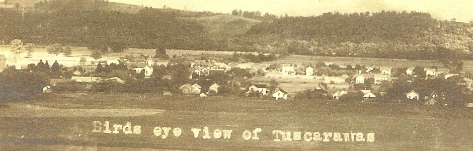 History of the Village of Tuscarawas, Ohio